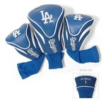 Team Golf Los Angeles Dodgers Contour Sock Head Covers 3-Pack - view number 1