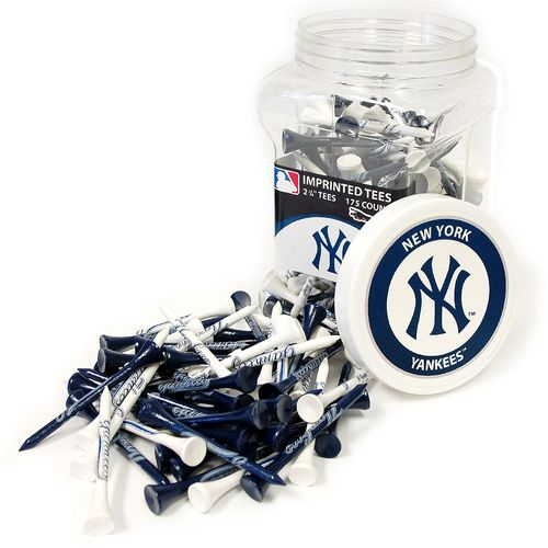 Team Golf New York Yankees Tees 175-Pack