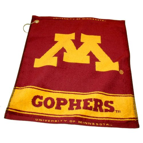 Team Golf University of Minnesota Woven Towel