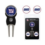 Team Golf New York Giants Divot Tool and Ball Marker Set - view number 1