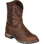 Tony Lama Kids' Crazy Horse TLX Western Work Boots - view number 2