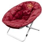 Logo Iowa State University Sphere Chair