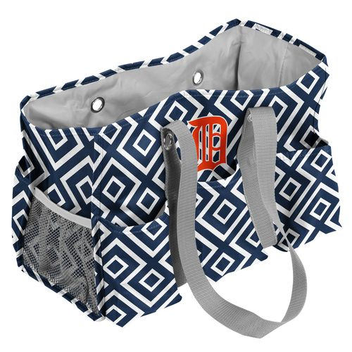 Logo™ Detroit Tigers DD Junior Caddy Tote Bag