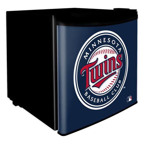 Boelter Brands Minnesota Twins 1.7 cu. ft. Dorm Room Refrigerator