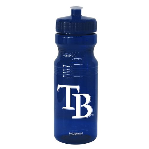 Boelter Brands Tampa Bay Rays 24 oz. Squeeze Water Bottles 2-Pack
