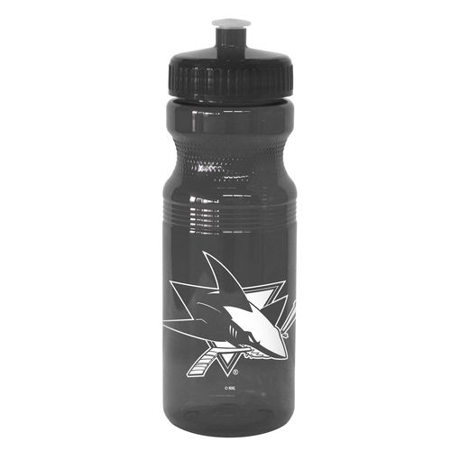Boelter Brands San Jose Sharks 24 oz. Squeeze Water Bottles 2-Pack - view number 1