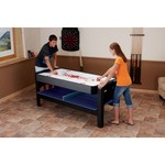 Fat Cat 3-in-1 Flip Air Hockey/Billiards/Table Tennis Game Table - view number 7