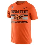 Nike Men's Oklahoma State University Bowl Bound OWN T-shirt