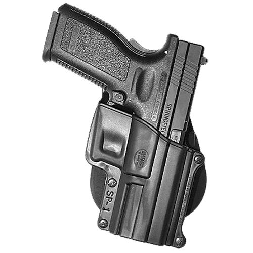 Fobus Springfield Armory XD/XDM and HS 2000 9mm/.40/.357 Paddle Holster
