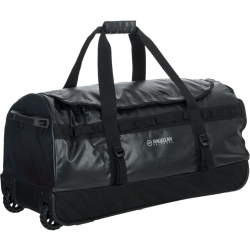 Magellan Outdoors™ Expedition Rolling Duffel Bag