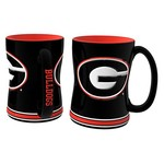 Boelter Brands University of Georgia 14 oz. Relief Coffee Mugs 2-Pack - view number 1