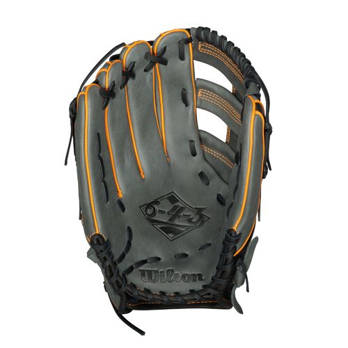 Wilson Adults' 6-4-3 13' Slow-Pitch Softball Glove Left-handed