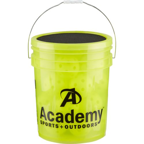 Academy Sports + Outdoors™ Plastic Softball Bucket 28-Pack - Improved