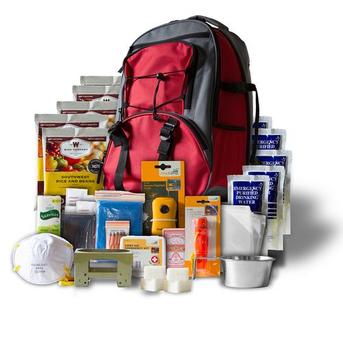 Display product reviews for Wise 5-Day Emergency Survival 1-Person First Aid Kit