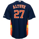 Majestic Men's Houston Astros José Altuve #27 Replica Jersey