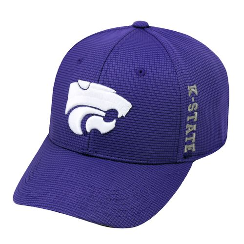 Top of the World Men's Kansas State University Booster Plus Cap - view number 1
