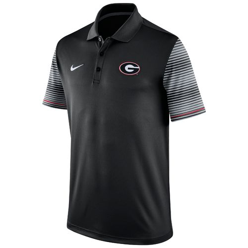 Nike™ Men's University of Georgia Early Season Polo Shirt