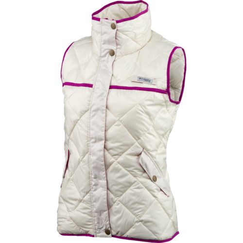 Columbia Sportswear Women's Harborside Diamond Quilted Vest