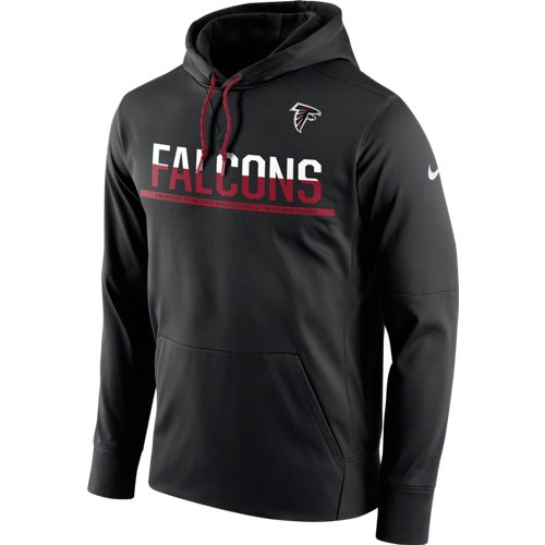 Nike Men's Atlanta Falcons Circuit Pullover Hoodie