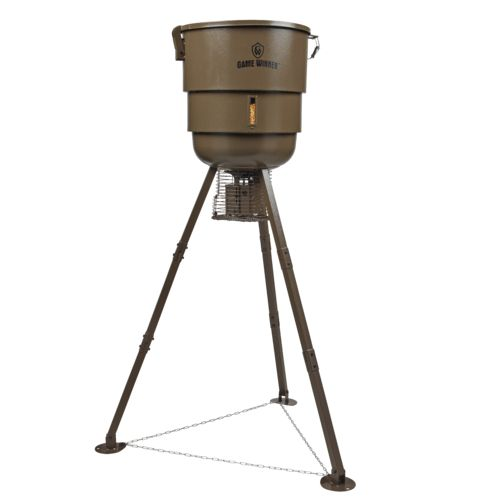 watch feeders digital feeder pro tripod moultrie gallon game youtube hqdefault hunter