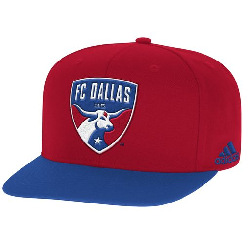 adidas™ Men's FC Dallas Jersey Hook Cap