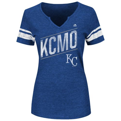 Majestic Women's Kansas City Royals Success is Earned T-shirt