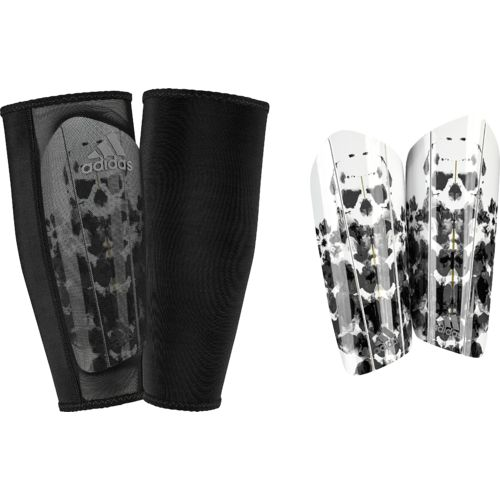 adidas Adults' Paris Ghost Graphic Soccer Shin Guards