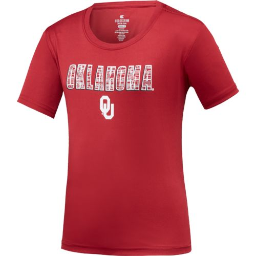 Colosseum Athletics Toddlers' University of Oklahoma Dino League T-shirt