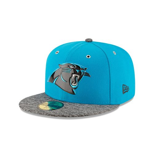 New Era Men's Carolina Panthers 59FIFTY 2016 Draft Cap