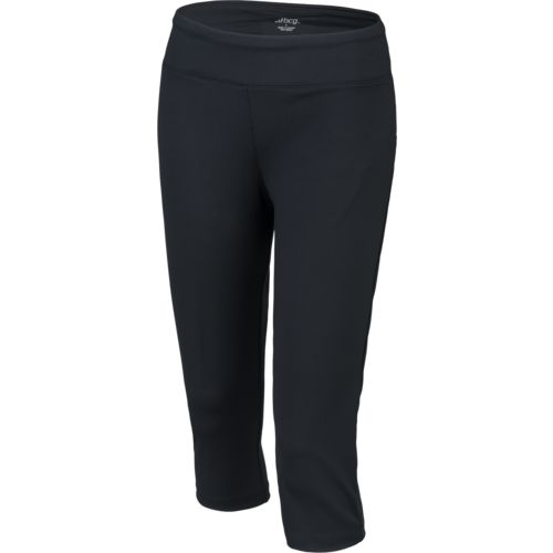 BCG Women's Polyester Capri Tights