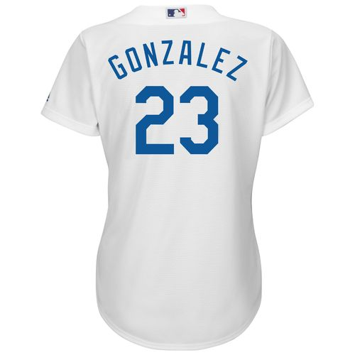 Majestic Women's Los Angeles Dodgers Adrian Gonzalez #23