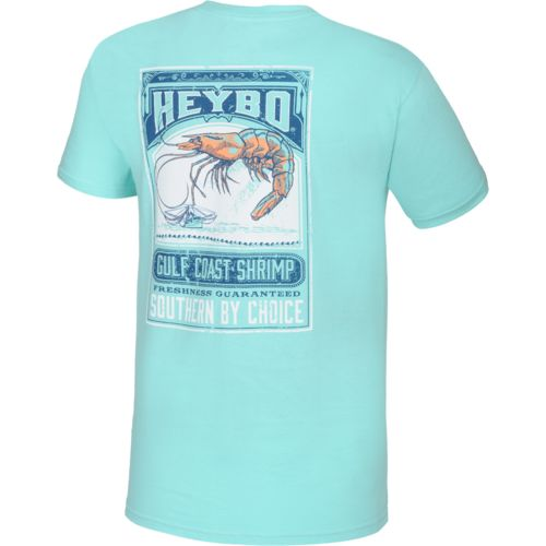 Heybo Adults' Gulf Coast Shrimp T-shirt