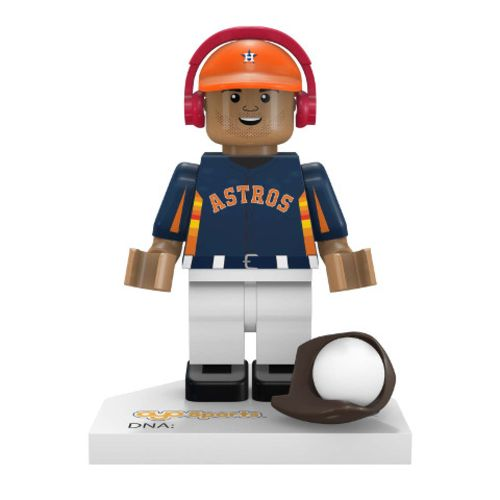 OYO Sports Houston Astros José Altuve #27 Minifigure