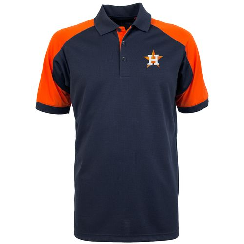 Display product reviews for Antigua Men's Houston Astros Century Polo Shirt