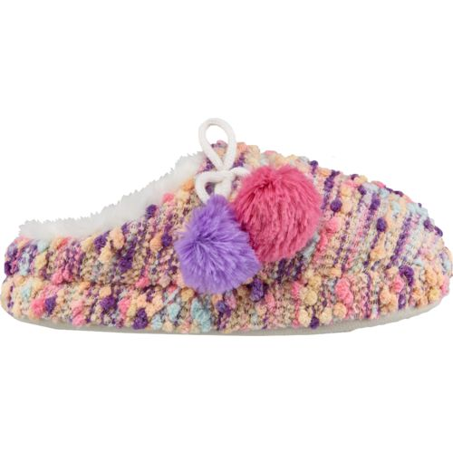Austin Trading Co.™ Girls' Popcorn Knit Slippers