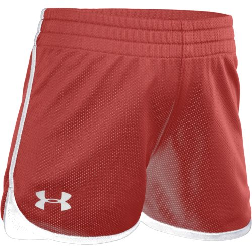 Under Armour Girls' Essential Mesh Short