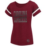 Colosseum Athletics™ Girls' University of South Carolina Fading Dot T-shirt - view number 1