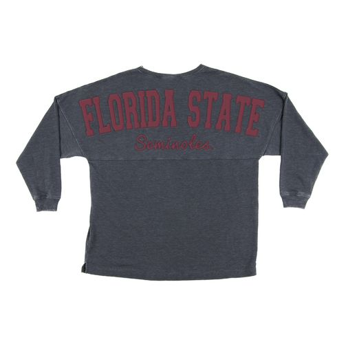 Chicka-d Women's Florida State University French Terry Varsity Jersey
