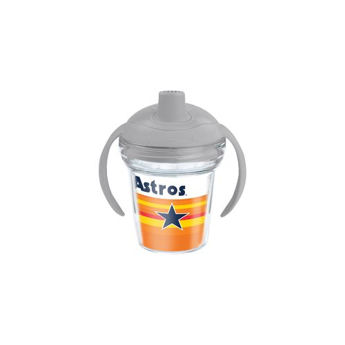 Tervis Houston Astros My First Tervis™ 6 oz. Sippy Cup with Lid
