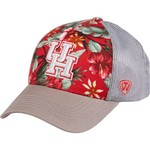 Top of the World Men's University of Houston Ocean Front Adjustable Cap
