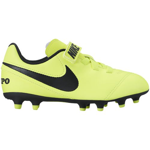 Nike Boys' Jr. Tiempo Rio III Soccer Cleats
