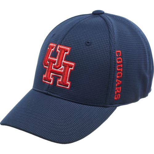 Top of the World Men's University of Houston Booster Cap