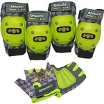 Raskullz Boys' Bike Riderz Pad and Glove Set - view number 1