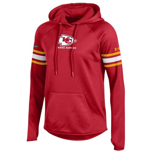 Under Armour™ NFL Combine Authentic Women's Kansas City Chiefs Armour® Fleece Hoodie