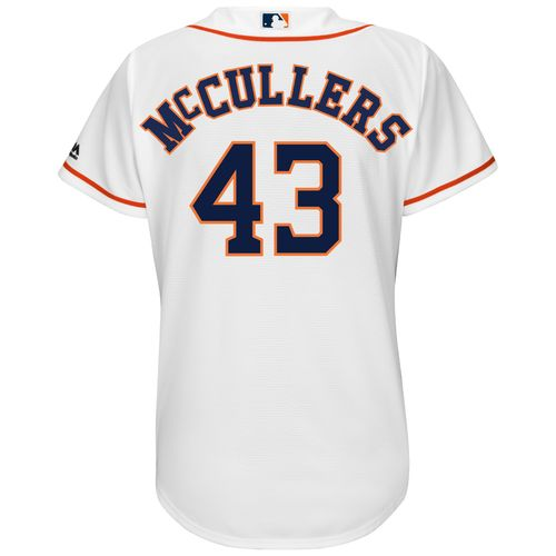 Majestic Women's Houston Astros Lance McCullers #43 Authentic Cool Base Home Jersey