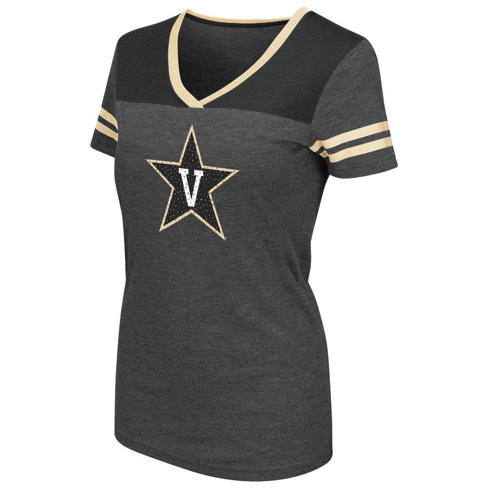 Colosseum Athletics™ Women's Vanderbilt University Twist V-neck
