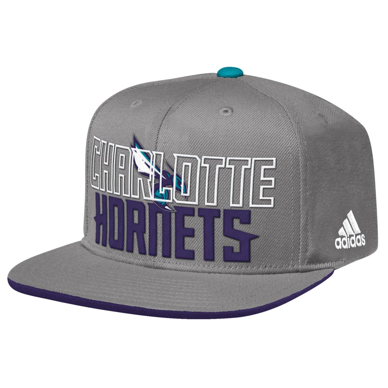 adidas™ Men's Charlotte Hornets Snapback Cap