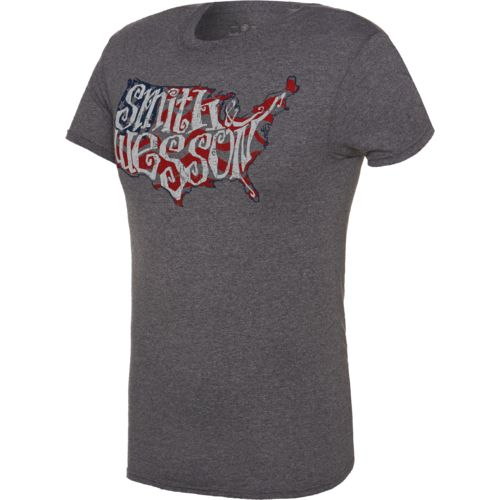 Smith & Wesson Women's Flag Filled USA T-shirt
