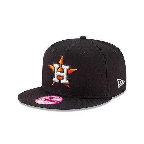 New Era Women's Houston Astros 9FIFTY® Team Glisten Cap
