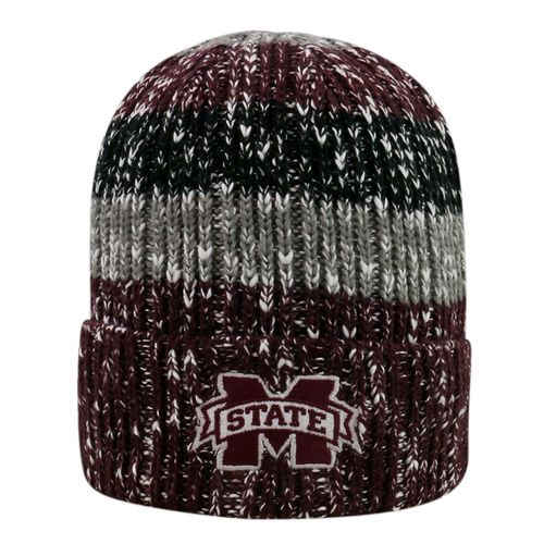 Top of the World Men's Mississippi State University Wonderland Knit Cap